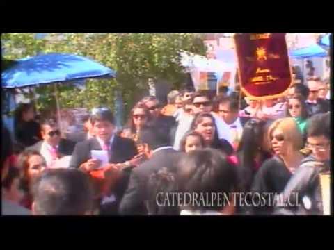 Desfile Congreso Nacional de Dorcas 2012 Iglesia Pentecostal de Chile