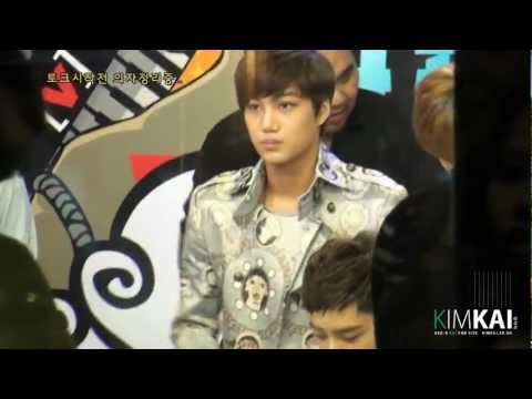 120729 Channel [V] Music Thailand  그래요, 나 까매요!!