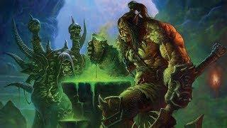История Громмаша Адского Крика, часть 1. Warcraft | Вирмвуд