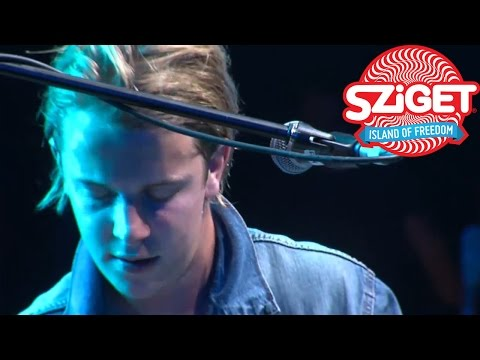 Tom Odell Live - Can't Pretend @ Sziget 2014