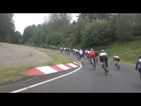 Pacific Raceways escape route
