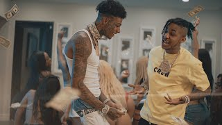 DDG - Moonwalking in Calabasas Remix (feat. Blueface) [Official Music Video]