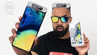 Samsung Galaxy A80 UNBOXING