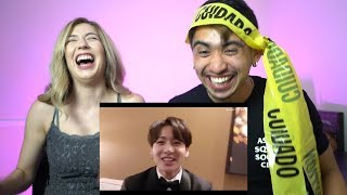 BTS BEING CHAOTIC LIVE! Crackheads React