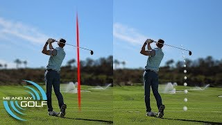 HOW TO HIT THE GOLF BALL DEAD STRAIGHT