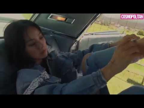 [코스모폴리탄] 소길댁 이효리, 컴백 화보 메이킹