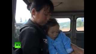 Девочка-Маугли выжила после 11 дней в якутской тайге