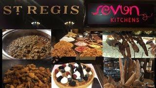 St Regis Mumbai   Seven Kitchens   Best 5 Star Buffet in Mumbai