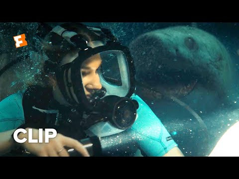 47 Meters Down: Uncaged Exclusive Movie Clip - Over Here! (2019) | Movieclips Indie