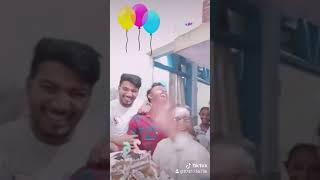 My Happy birthday de Video  all friend's