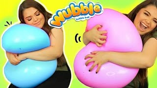 DIY GIANT FLUFFY SLIME STRESS BALL! Super Soft & Squishy!