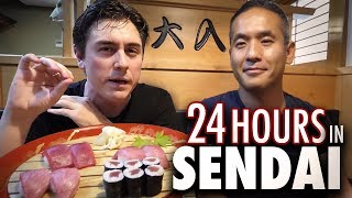24 Hours in SENDAI | 10 Things You Should Do