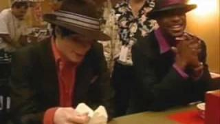 Behind the scenes with Michael Jackson♥