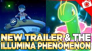 New Pokemon Snap Trailer reveals the  ILLUMINA PHENOMENON!