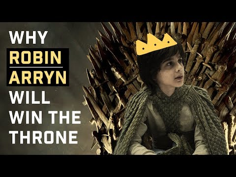 Why Robin Arryn Will Win the Game of Thrones