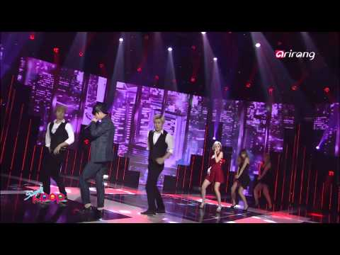 Simply K-Pop Ep124C10 Hyomin (Feat. Sungmin Of SPEED - Fake It/심플리케이팝,효민,척했어 (feat: 성민 of 스피드)