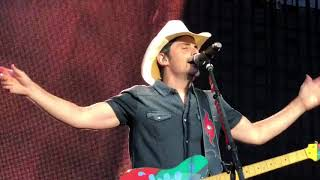 Brad Paisley- Mud On The Tires live in Spokane