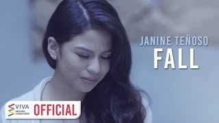 Janine Teñoso — Fall [Official Music Video]