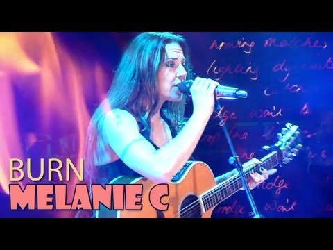 Melanie C - Burn (Fan Made Video / Promo Only)