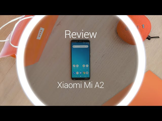 Belsimpel-productvideo voor de Xiaomi Mi A2 64GB Black