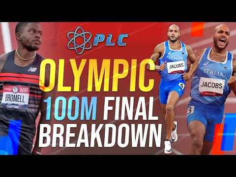 Marcell Jacobs 100m Olympics Final Breakdown | Trayvon Bromell Out In Semis