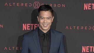 Byron Mann at Netflix s Altered Carbon Season 1 World premiere