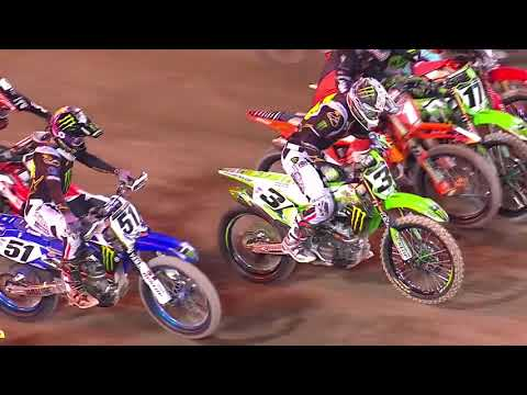 Monster Energy Cup 2018 Highlights