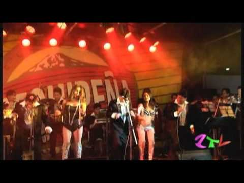 CONQUISTADORES DE LA CUMBIA 2012