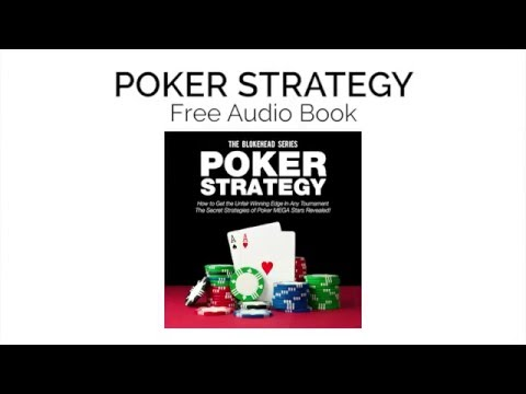 Poker Strategy: How to Get the Unfair Winning Edge In Any Tournament
