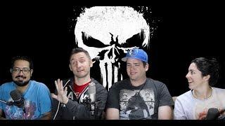 The Punisher Official Trailer Reaction - Netflix Original Series