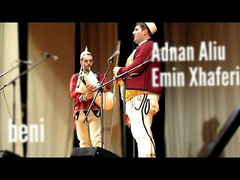 Adnan Aliu & Emin Xhaferi - Adnan Aliu & Emin Xhaferi - Gajdošské Fašiangy Festival, Slovakia 2017
