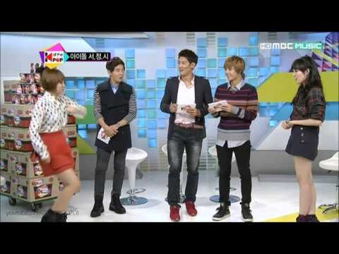 121116 miss A Jia and Min brain sequence: PSY 2PM BEAST TVXQ (All The K-POP)