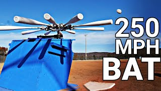 "World's Longest Home Run (The ""Mad Batter"" Machine) - Smarter Every Day 230"
