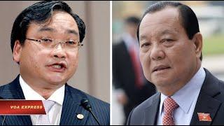 Hoàng Trung Hải và Lê Thanh Hải bị đề nghị xem xét kỷ luật (VOA)