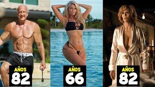5 Abuelos con CUERPOS INCREÍBLES de Creer │ Abuelas Sexys y Bonitas