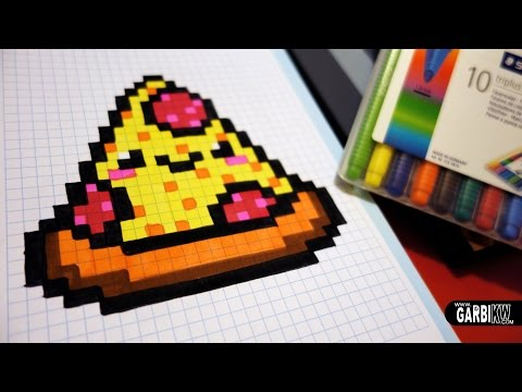 Handmade Pixel Art How To Draw Kawaii Unicorn Girl Pixelart