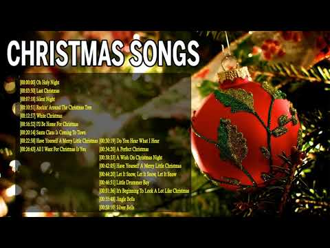 Best Classic Christmas Songs 2018 Collection - Top 100 Traditional Christmas Songs