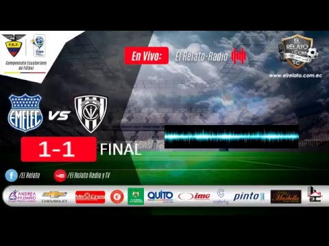 Sport Emelec vs Independiente Del Valle