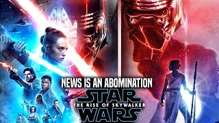 The Rise Of Skywalker News Is An Abomination! (Star Wars Episode 9)