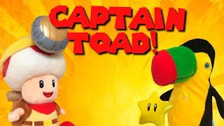 Captain Toad!