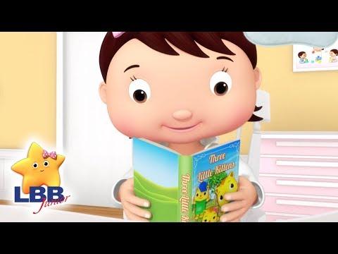 Bedtime stories | Little Baby Bum Junior | Kids Songs | LBB Junior | Songs for Kids