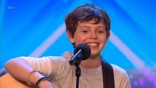 Jack and Tim on BGT 2018 - Audition - FULL VERSION