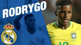 Rodrygo Goes | NEW Real Madrid player