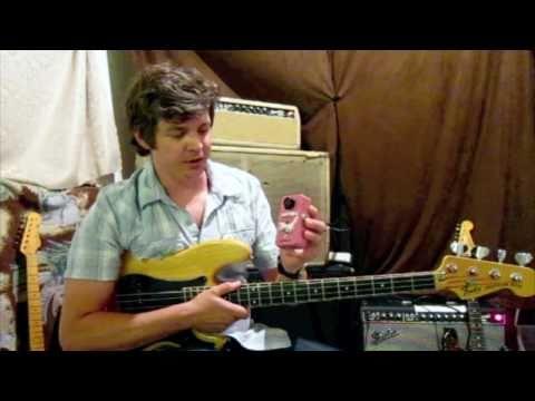 Wren and Cuff Phat Phuk B Bass Boost Pedal