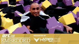 UFC 256 Embedded: Vlog Series - Episode 4