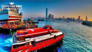 Travel To Macau - How To Get To Macau From Hong Kong With The Macau Ferry