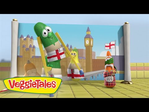 Kilts & Stilts: A Silly Song | VeggieTales