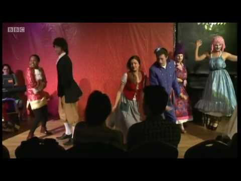 Guildford Fringe Theatre Company -  BBC South Today 060616