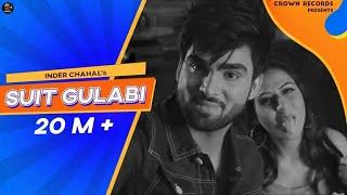 Suite Gulabi – Inder Chahal Ft Smayra
