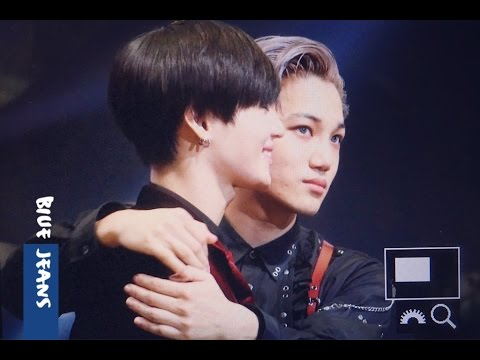 161202 TaeKai (Taemin, Kai) Mnet Asian Music Awards, MAMA (edit) (KaiTaem)